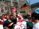 Supporters tunisiens à MUNICH 1