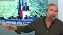 Porte respire : ouf, Valls blaguait !