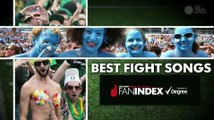 College Football Fan Index: Best Fight Songs