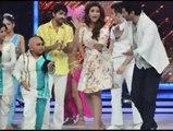 Aditya, Parineeti on the sets of 'Jhalak Dikhhla Jaa'