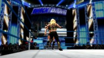 PS3 - WWE 2K14 - Universe - April Week 4 Smackdown - Kaitlyn vs AJ Lee - Submission Match
