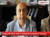 Kızıltepe CHP Heyeti, Derik ve Kızıltepe'deki İncelemelerini Tamamladı