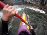 Art-Dèche.. Kayak Failed - Kayak-GoPro HD