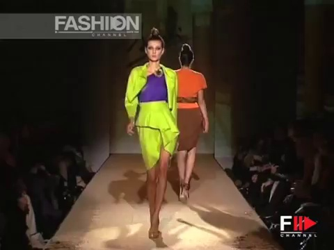 """Sarli Couture"" Spring Summer 2009 Haute Couture 2 of 7 by Fashion Channel"