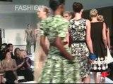 """Oscar de la Renta"" Spring Summer 2008 Pret a Porter New York 4 of 4 by Fashion Channel"