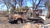 Guerre en Ukraine War - Positions de l'armée ukrainienne défaite ! Defeated position of the Ukrainian Army !