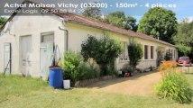A vendre - Maison/villa - Vichy (03200) - 4 pièces - 150m²