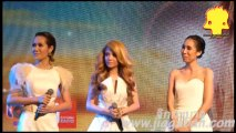 Without You นิวจิ๋ว รัดเกล้า cover Mariah Carey : งานแถลงข่าว Concert ของ  Mariah Carey