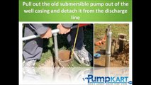 How to Install Submersible Pumps _ Submersible Pumps India - Pumpkart.com