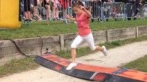 Mon premier triathlon ? J'avais 5 ans !
