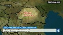 O familie din Republica Moldova a ajuns cu elicopterul SMURD la spital în urma unui accident produs în judeţul Arad