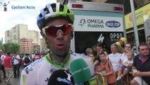 La Vuelta 2014 - Michael Matthews se classe 2e de la 8e étape