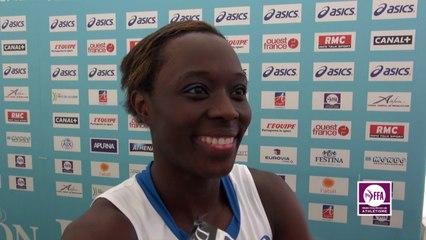 Myriam Soumaré : « J'ai senti le stade derrière moi »