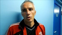CFA 2014 - 2015 - JA Drancy - US Fleury-Merogis: 1-3 // Réactions