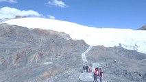 Perou- Huaraz: Le Glacier Pastoruri