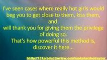 Make Her Desire You Review  Impulsive Desire Method For Men  Make Her Desire You Method Review