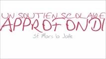 Un soutien scolaire approfondi à St Mars la Jaille
