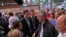 Le campus des jeunes UMP, sans Sarkozy [31.08.2014]