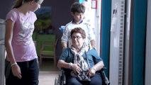 Échange intergénérationnel entre élèves et personnes âgées