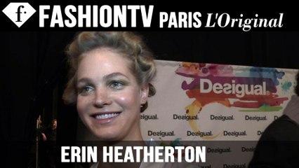 Erin Heatherton, Victoria's Secret Angel: My Passion | Model Talk | FashionTV
