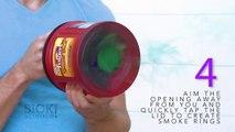 Smoke Bomb Smoke Ring Launcher - Sick Science! #197