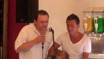 Si on chantait ensemble avec Yvan Karagueuzian, chanteur français, qui interprète un large répertoire de chansons françaises, italiennes...à la Brasserie Le Bierodrome Place de la République, 83690 Salernes