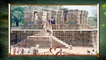 Konark Sun Temple , Oriya , India