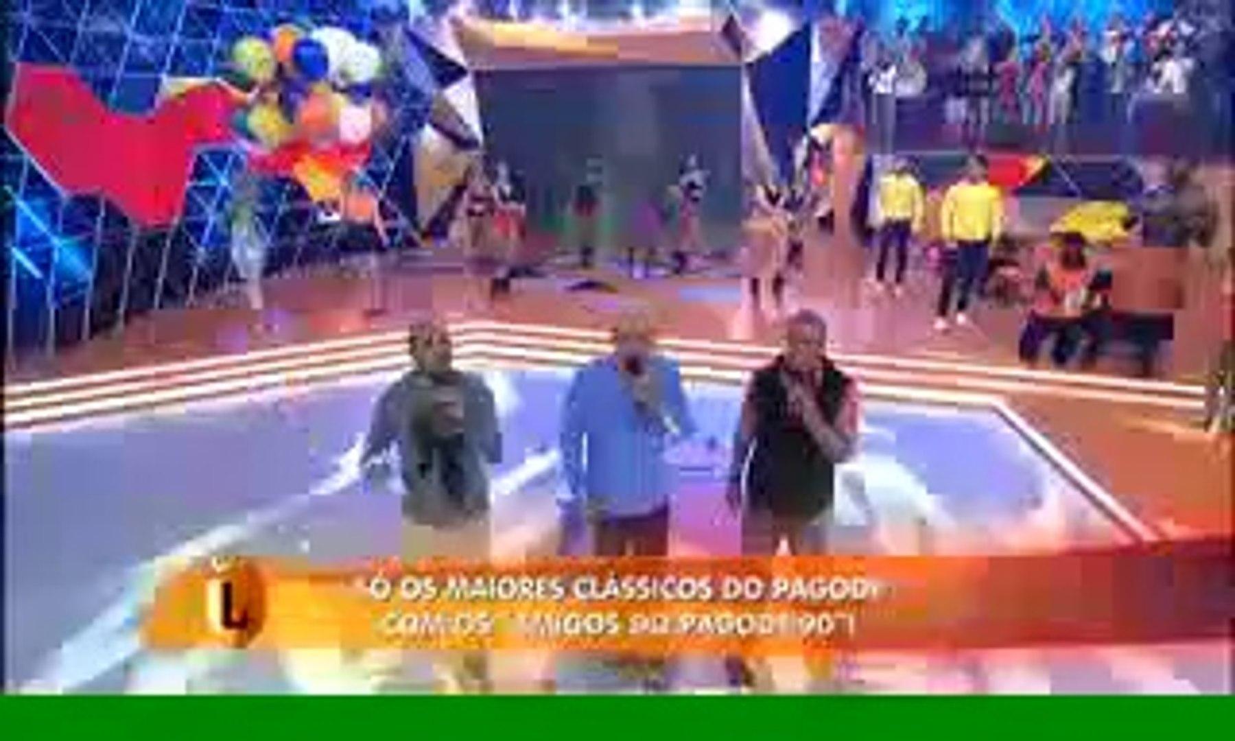 TV Record 2014-08-31 Legendarios Amigos do Pagode 90 (1)