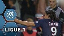 La fantastique frappe d'Edinson CAVANI (63ème) / Paris Saint-Germain - AS Saint-Etienne (5-0) - (PSG - ASSE) / 2014-15