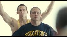 Channing Tatum, Steve Carell, Mark Ruffalo in 'Foxcatcher' Teaser Trailer