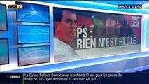 Politique Première: Université d'été du PS: le camp des frondeurs sort perdant – 01/09