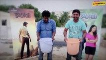 ALS Ice Bucket Challenge - Nikhil and Swathi For Karthikeya