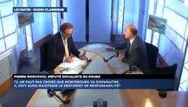 Pierre Moscovici, invité de Guillaume Durand avec LCI