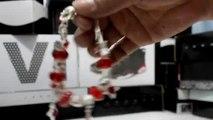 *shopyny.com* Buy Best fake vs real Pandora Jewelrys Necklace Finger Ring Bracelet Eardrop Jewelry