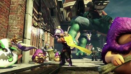 Dragon Quest Heroes - Trailer  de Dragon Quest Heroes : Le Crépuscule de l'Arbre du Monde