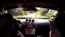 ES 1 Coeur de France 2014 Savigny sur Braie Ticot/Brisset Nissan 350z GT10