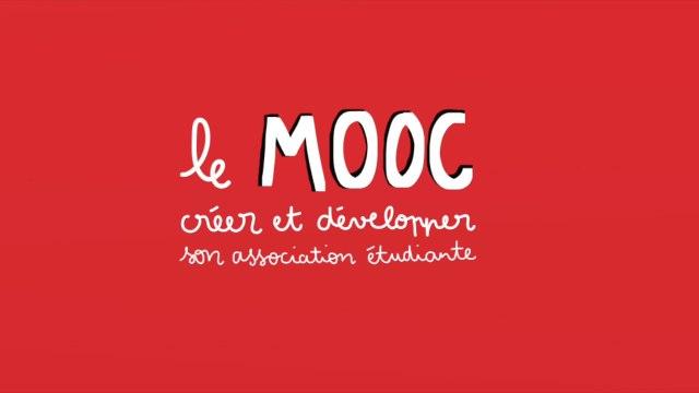 Créer et développer son asso : le MOOC !