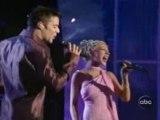 Christina Aguilera - NWTBL live WMA
