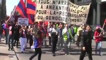 2014-04-24 Brussel, commemoration of Armenian Genocide / Bruxelles, commémoration du génocide Arménien
