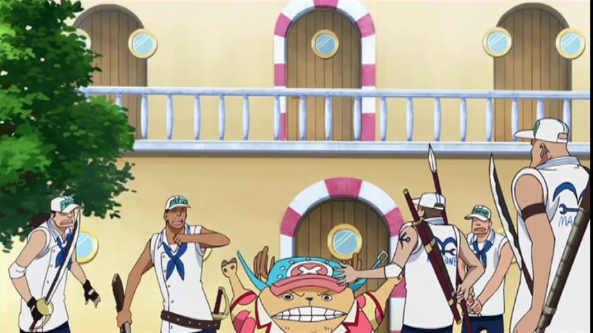 One Piece Episode de Luffy