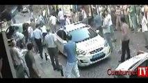 Ehliyetsiz çocuk İstanbul'da dehşet saçtı