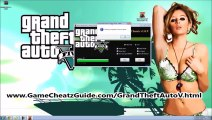 Grand Theft Auto V Cheat-Unlock All [Working GTA 5 Hack]