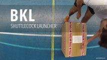 Lanceur de volants de badminton par Badenko