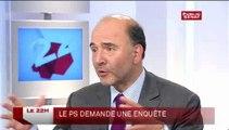 Pierre Moscovici : « Nicolas Sarkozy sait que son gouvernement est en sursis »