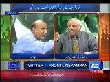 Intensive Fight Between Brigadier(R) Farooq Hameed & Sajad Mir(Analyst)