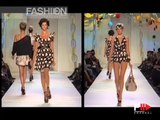 """""""Moschino Cheap&Chic"""" Spring Summer Milan 2007 3 of 6 by Fashion Channel"""