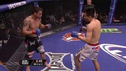 Leonard Garcia vs. Chan Sung Jung @ WEC 48 2010-04-24