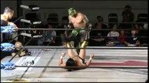 Kaz Hayashi & Shuji Kondo vs. Eddie Edwards & Tigre Uno (Wrestle-1)