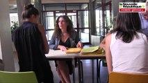 VIDEO. Poitiers : la rentrée des internes de 2de au lycée du Bois-d'Amour