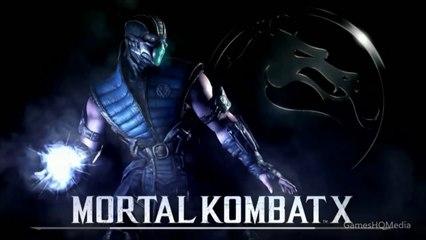 6 minutes de gameplay de Mortal Kombat X
